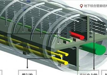 日月大道地下管廊将开建 成都今年建成21综合管廊试点项目