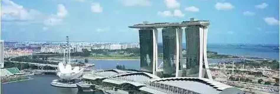 新加坡滨海湾综合管廊