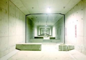 济南工业北路地下管廊令人震撼:两人多高,望不到边