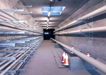 到2035年北京将建成450公里的地下综合管廊